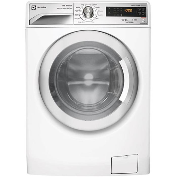 Máy giặt lồng ngang 8kg inverter Electrolux EWF12832