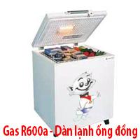 Tủ đông mini trữ sữa Nagakawa NA 185M (Dàn đồng, Gas R600a)