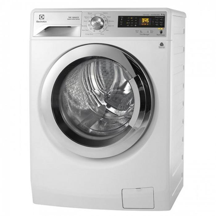 Máy giặt lồng ngang 9kg inverter Electrolux EWF12932