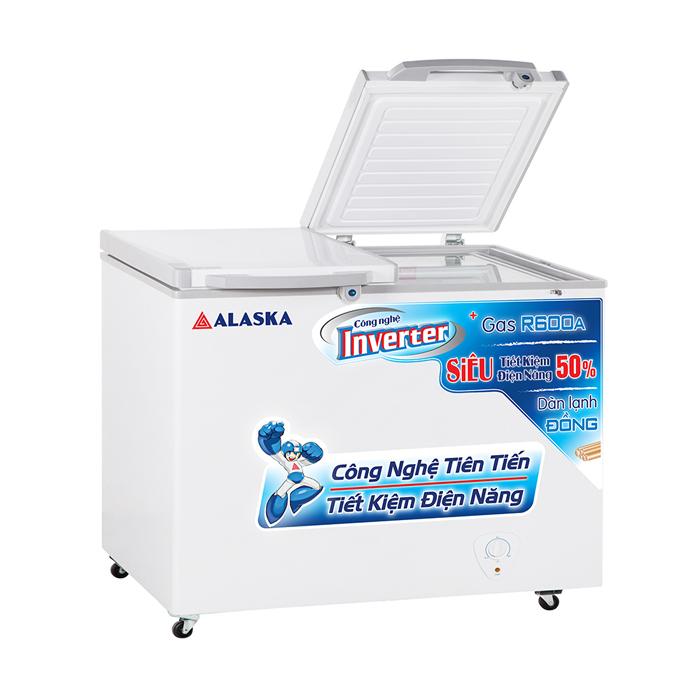 Tủ đông mát 450L lít Alaska FCA-4600CI (inverter)
