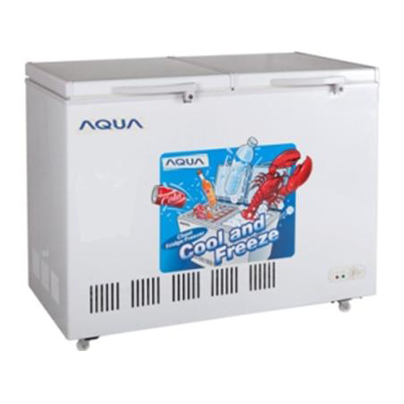 Tủ đông 400l lít Aqua AQF-500C(W)