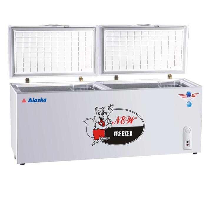 Tủ trử đông Alaska HB-890 (890 lít)