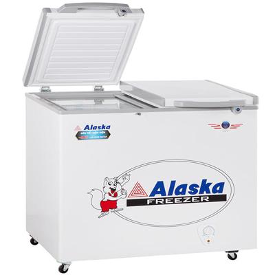 Tủ 2 ngăn đông mát 250 lít Alaska FCA-2600N