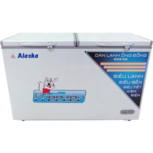 Tủ đông lạnh Alaska HB-550C (550 lít)