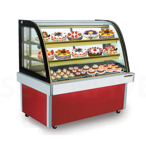 Tủ mát trưng bày bánh kem Berjaya CKE 4SCGM