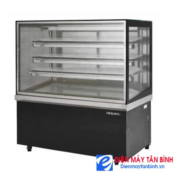 Tủ lạnh bánh sinh nhật Berjaya RCS 4SB (Vuông 1.2 m)