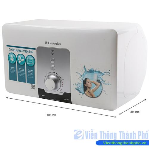 Bình tắm nước nóng 15L Electrolux EWS30DDX-DW
