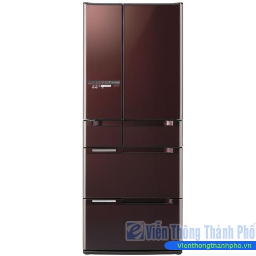 Tủ Lạnh Side by Side 620L lít Hitachi R-C6200