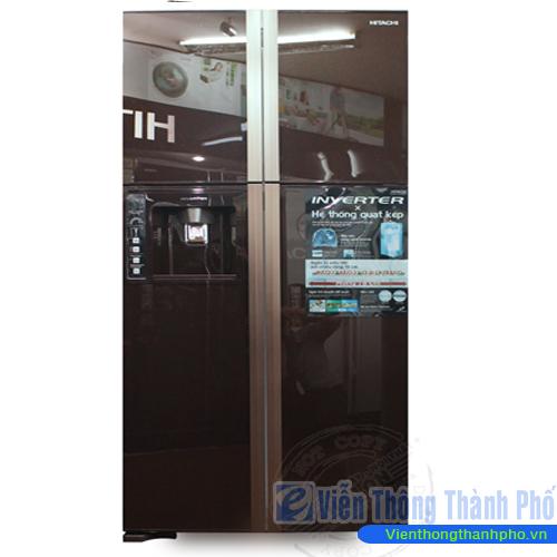 Tủ Lạnh 540L lít Hitachi R-W660PGV3 (GBK/GBW)