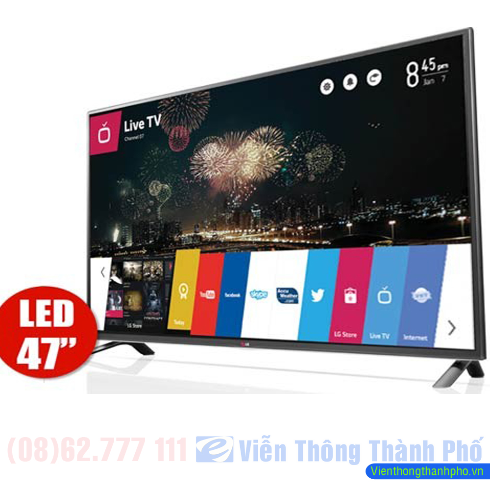 Tivi LED LG 47LB650T 47 inch (Smart TV)