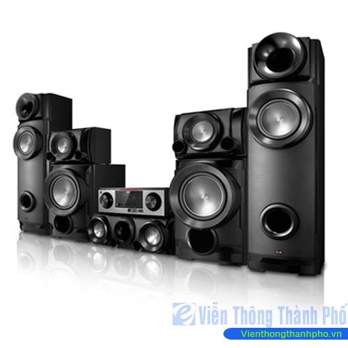 Dàn âm thanh 5.2 LG Bluray 3D ARX8500