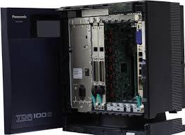 Tổng đài điện thoại nội bộ Panasonic KX-TDA100D