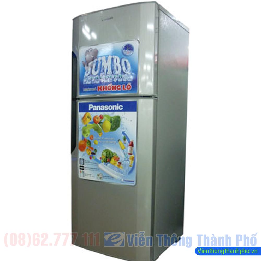 Tủ lạnh Panasonic NR-BJ175STVN 160 lít
