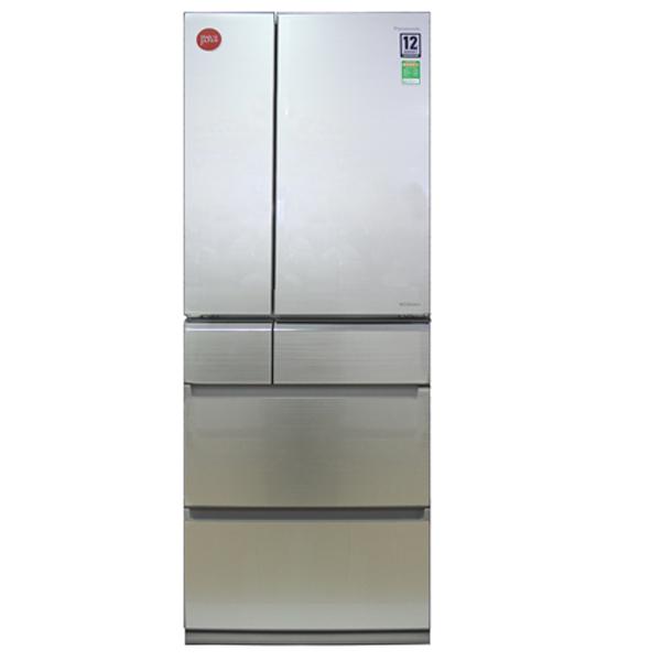 Tủ lạnh 6 cửa Panasonic NR-F510GT-N2