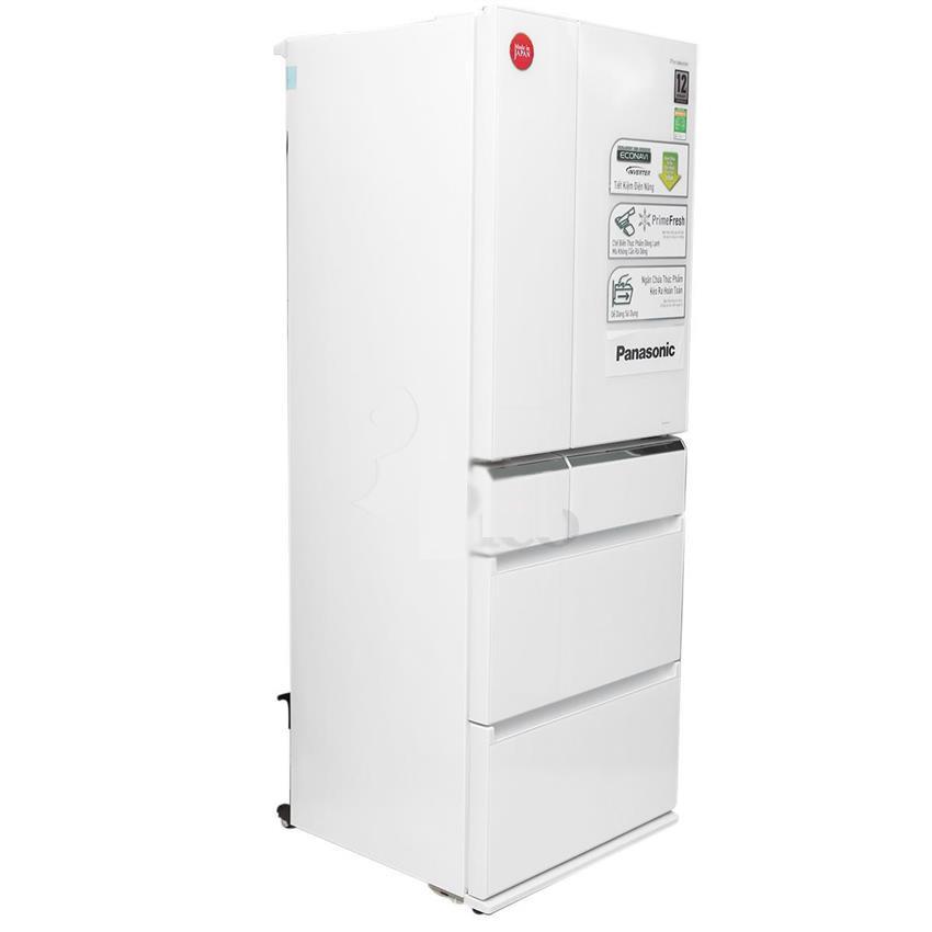 Tủ lạnh 6 cửa Panasonic NR-F510GT-W2