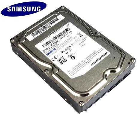 Ổ cứng SamSung 1.0 TB Serial ATA II 3 Gb/s