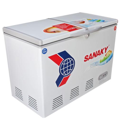 Tủ 2 ngăn đông mát Sanaky VH-2899W1