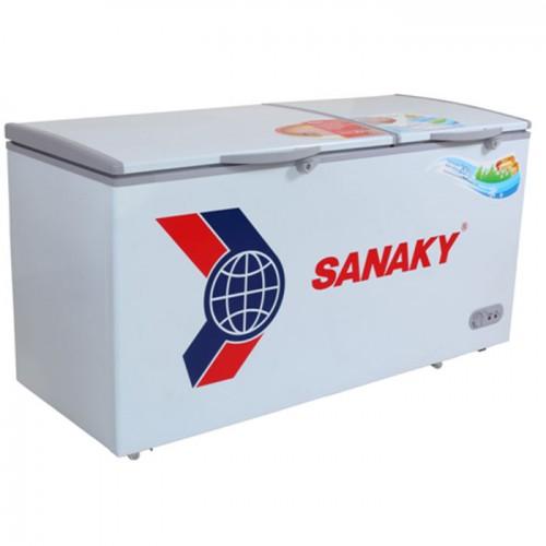 Tủ 2 ngăn đông mát Sanaky VH-6699W1