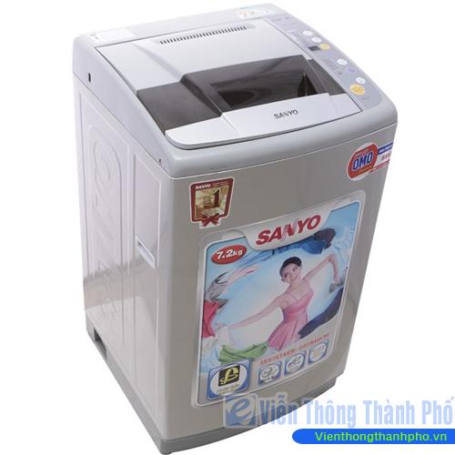 Máy giặt Sanyo ASW-F72VT - 7,2Kg