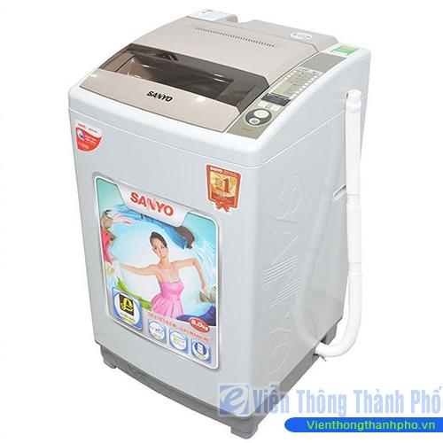 Máy giặt Sanyo ASW-S80KT - 8Kg