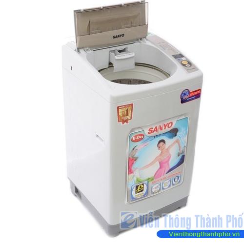 Máy giặt Sanyo ASW-S80VT - 8Kg