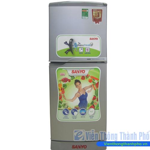Tủ lạnh Sanyo SR-125RN 110 lít