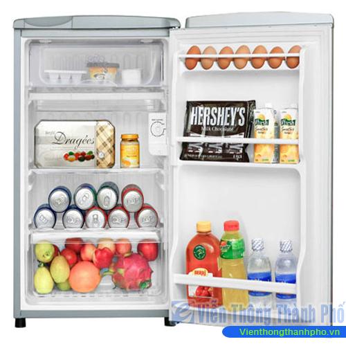 Tủ lạnh Mini Sanyo SR-9JR 90 lít
