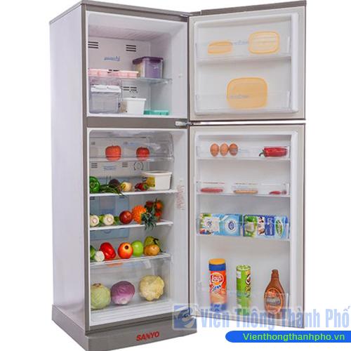 Tủ lạnh Sanyo SR-U25MN 270 lít