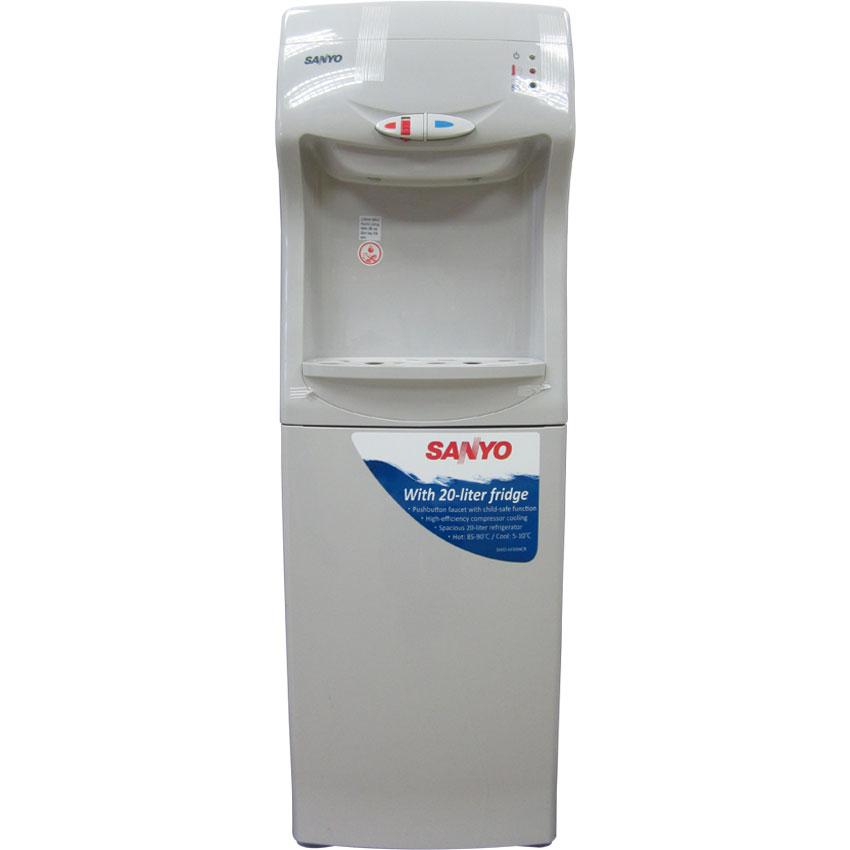 Máy nước uống nóng lạnh Sanyo SWD-M25HC