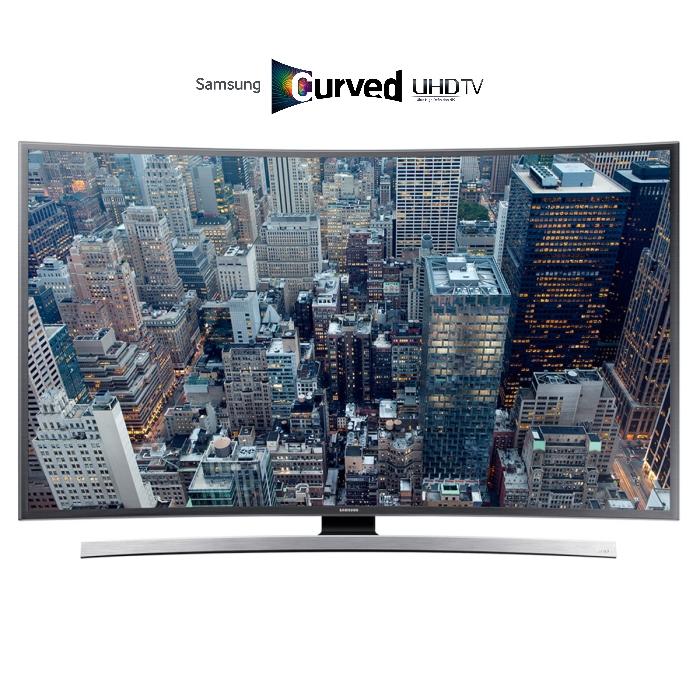 Tivi LED 55 inch Samsung UA55J6300AK (Màn hình cong)