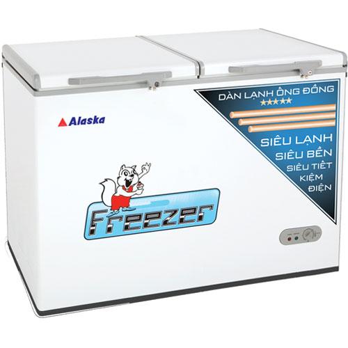 Tủ đông mát Alaska BCD-4568C (450 lít)