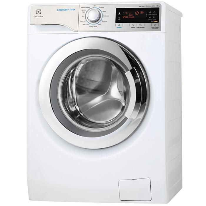 Máy giặt lồng ngang 9kg inverter Electrolux EWF12933