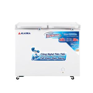 Tủ đông mát 300L lít Alaska FCA-3600CI (inverter)
