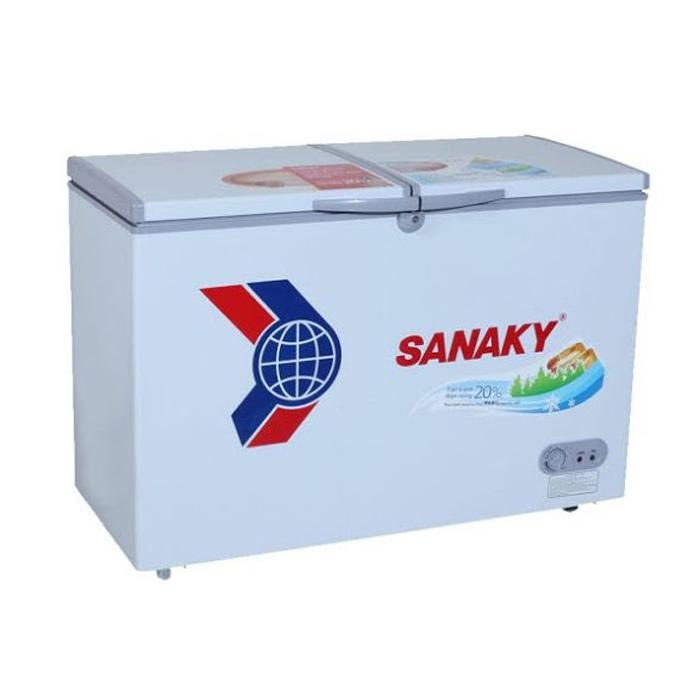 Tủ đông mát Sanaky inverter 660L VH-6699W3