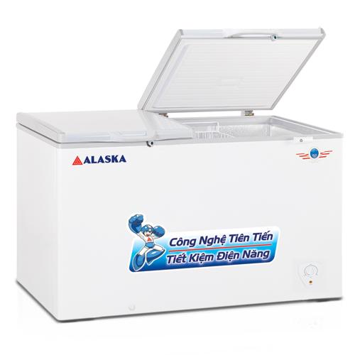 Tủ đông Alaska dàn lạnh ống nhôm HB-950 (950L)