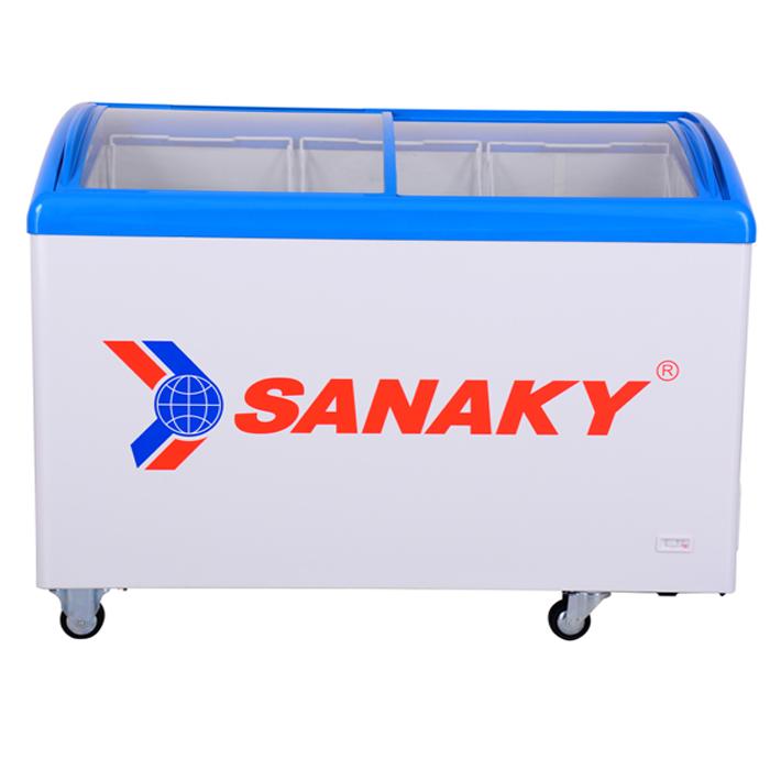Tủ đông Sanaky kính cong inverter VH-4899K3 (400L)