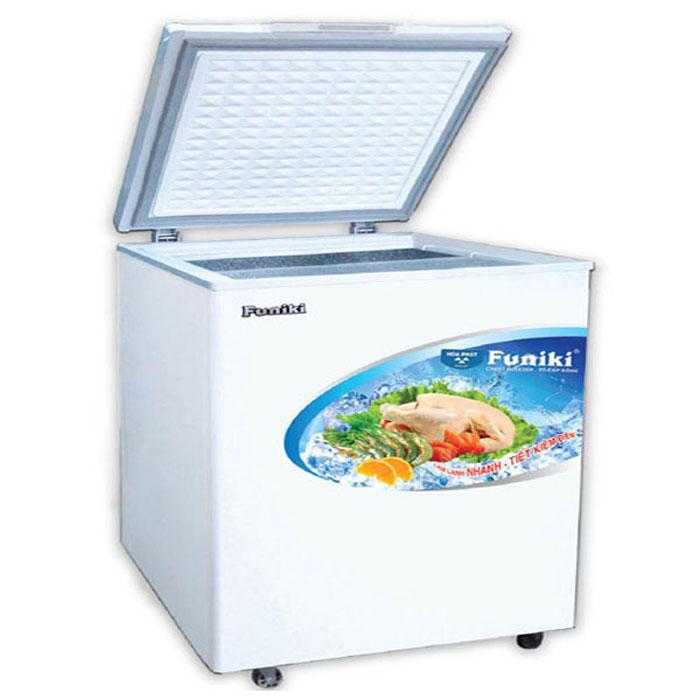 Tủ đông 200 lít Funiki HCF-335S1Đ - dàn lạnh ống đồng