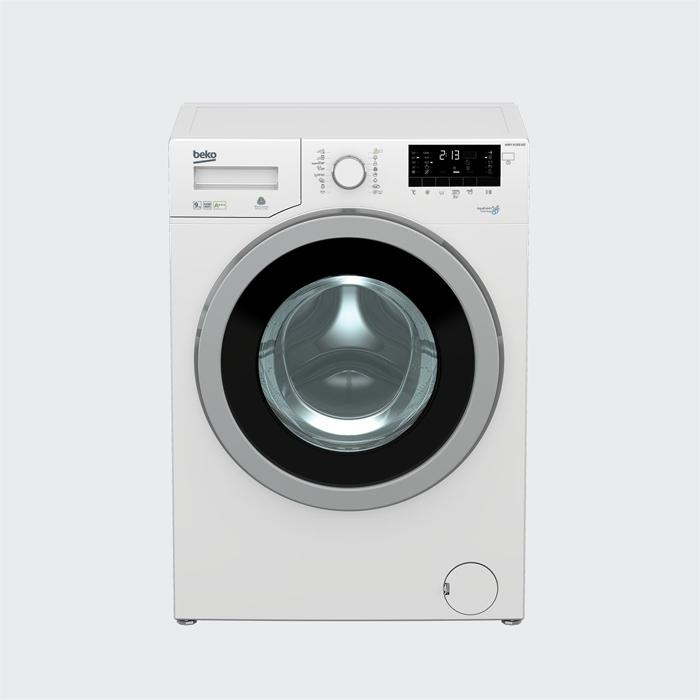 Máy giặt lồng ngang 10kg inverter BeKo WY 104764MW