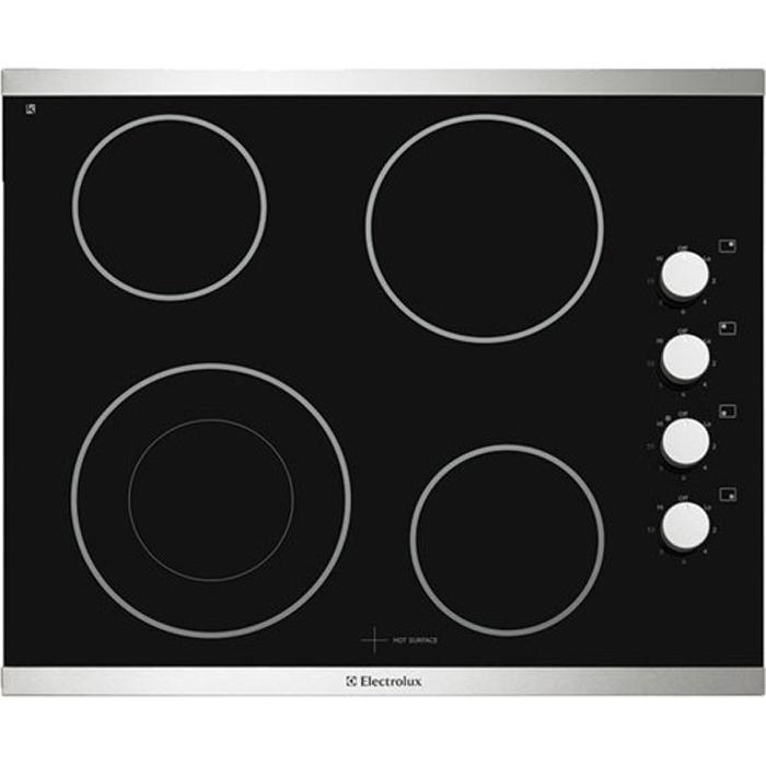 Bếp điện âm Electrolux EHEC65BS (4 bếp)
