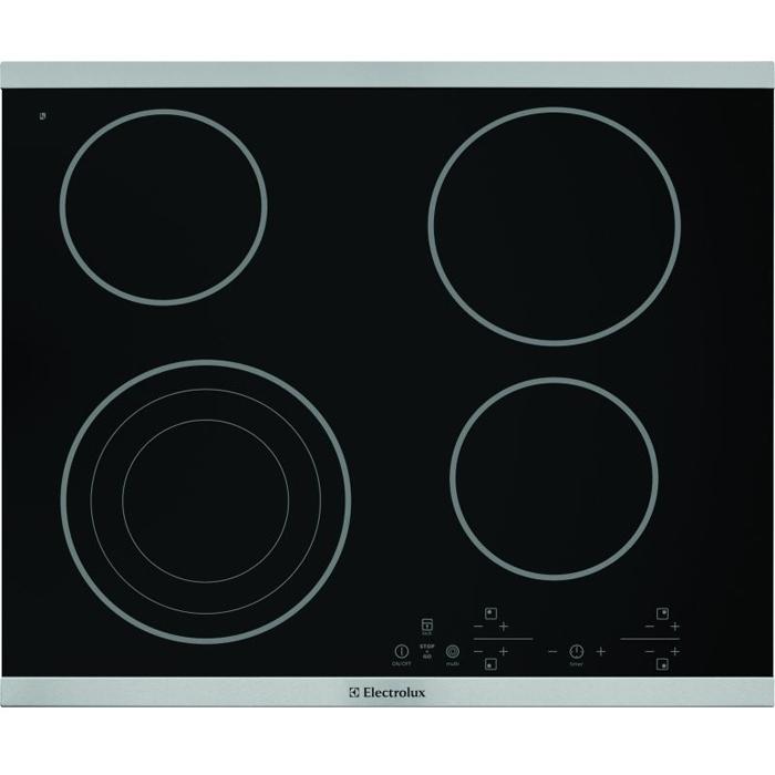Bếp điện âm Electrolux EHET66CS (4 bếp)