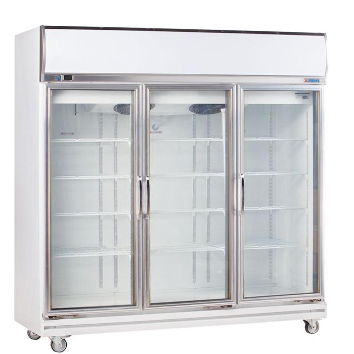 Tủ mát 3 cửa 1500 lít Alaska G-1500D3