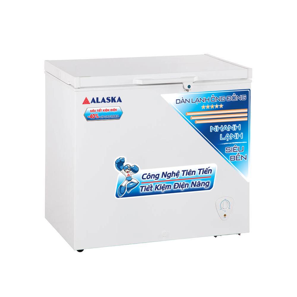 Tủ đông lạnh Alaska BD-400C (400 lít)