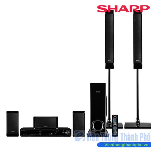 Dàn máy Karaoke 5.1 Sharp HT-CN9390DVW