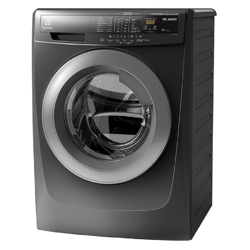 Máy giặt lồng ngang 8kg inverter Electrolux EWF12844S