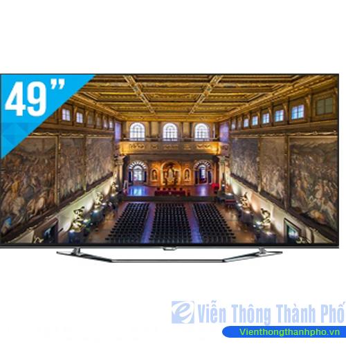 Led Smart TV 4K 49 inch TCL 49E6700