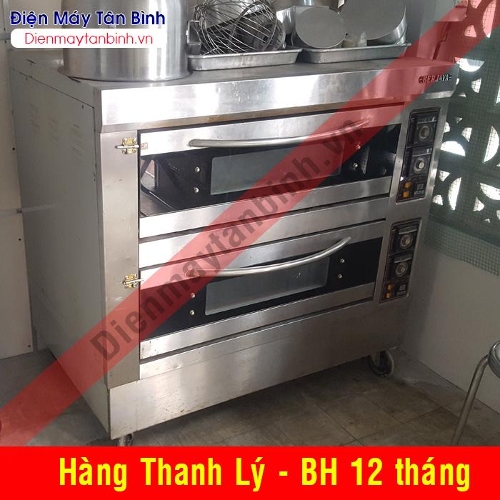 Thanh lý Lò nướng bánh bằng điện Berjaya (2 Khay)