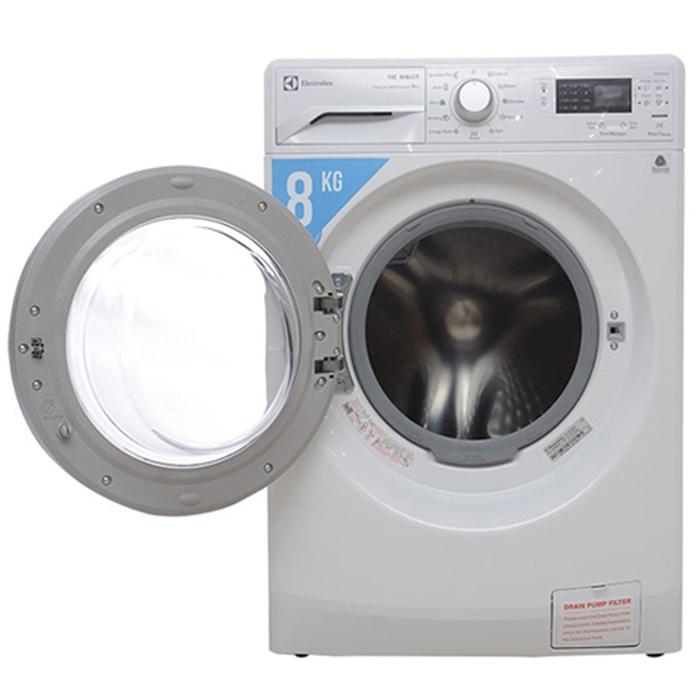 Máy giặt lồng ngang 8Kg Panasonic NA-128VK5WVT