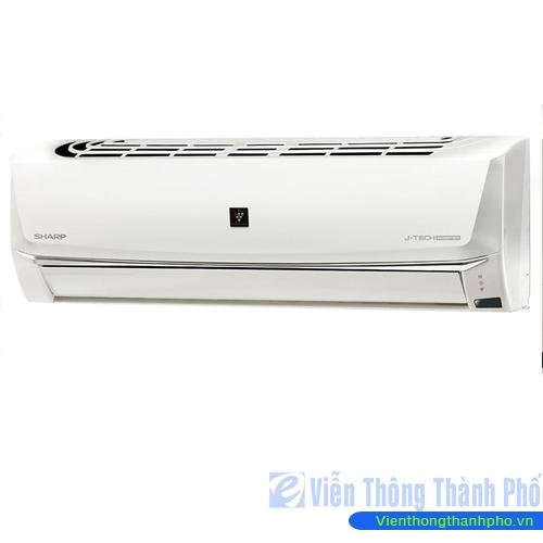Máy lạnh 1,5hp inverter Sharp AH-XP13SHW