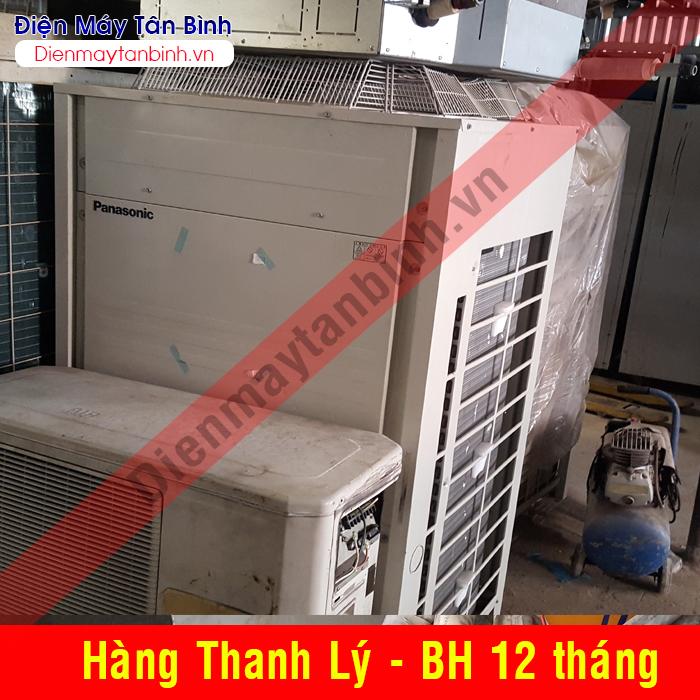 Máy lạnh tủ đứng cũ inverter Panasonic 15Hp (mới 99%)