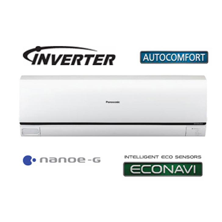 Máy lạnh Panasonic inverter 1hp CU/CS-TS9QKH-8